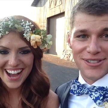 Exclusive First Look! Jeremy Roloff and Audrey Botti's Wedding
