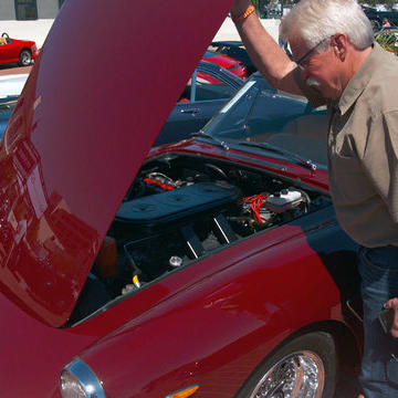 The '66 Ferrari 330: Problems or Opportunities?
