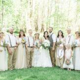 Maddie and Caleb Wedding Photo 1