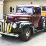 1947 FORD PICKUP Lot #117