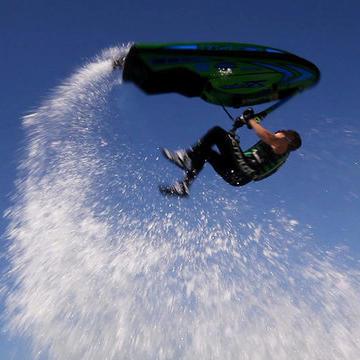Flipping Jet-Ski Skills