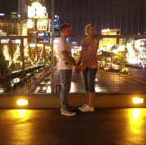 """Prior to Betsy's arrival and the heated argument that ensued, Iva and Sam were enjoying their recent engagement and having the time of their lives in Vegas. While she'd once been unsure of Betsy's witchcraft and hold over the group, Iva didn't back down from a fight now. """"I'm not scared of Betsy anymore,"""" she said."""