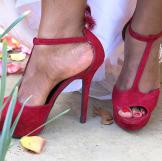 Mia's shoes