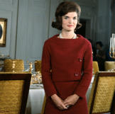 """On Jan. 15, 1962, Jackie is photographed during a CBS television taping of the program """"A Tour of the White House with Mrs. John F. Kennedy."""""""