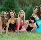 No one messes with a gypsy sister! These women play hard, fight hard a