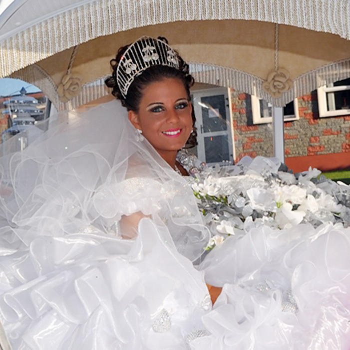 Big Fat Gypsy Wedding Dresses