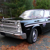 1965 PLYMOUTH SPORT FURY CONVERTIBLE  Lot #128