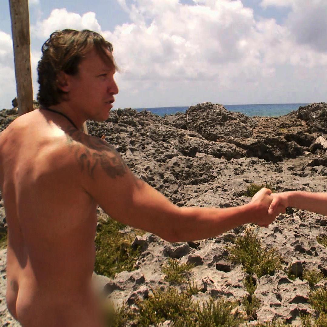 Getting Nude In Yucatan