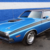 1971 DODGE HEMI CHALLENGER R:T Lot #651