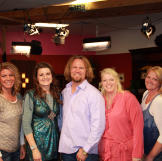 Sister Wives Mother's Day Photos