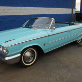 1963 FORD GALAXIE 500 CONVERTIBLE  Lot #63.1