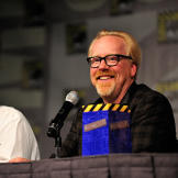 Let's be clear: Adam Savage loves Comic Con!