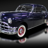 1950 PONTIAC SILVER STREAK 8  Lot #348