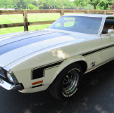 1972 FORD MUSTANG FASTBACK Lot #452.1