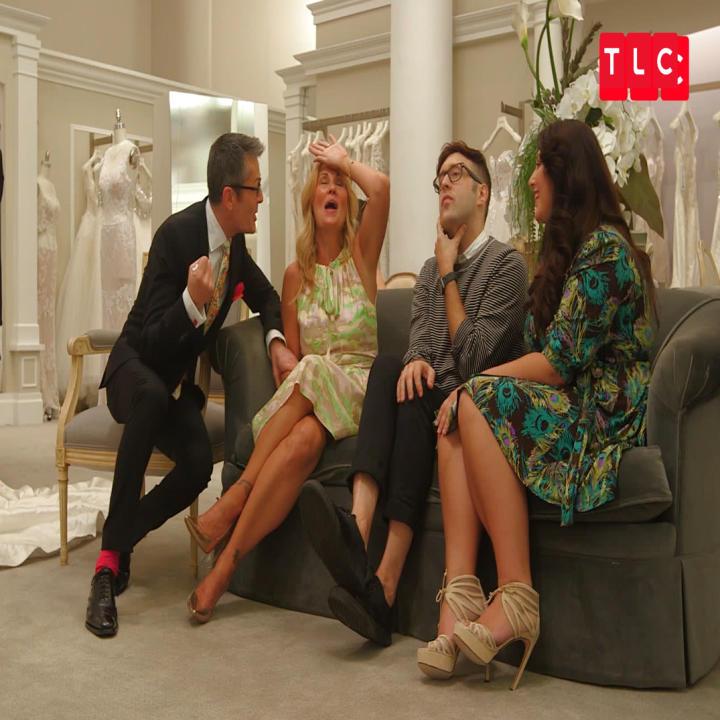 Season 15 Sneak K Wedding Dresses Style Say Yes