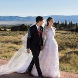kate middleton wedding dress inspiration allison williams