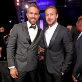 Ryan Reynolds and Ryan Gosling