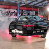 Fully Restored KITT Car Replica