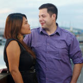 Meet Daya, 29, from San Carlos City, Philippines and Brett, 31, from S
