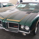 Barrett-Jackson Palm Beach Day 2: Lot #344 '72 Oldsmobile 442