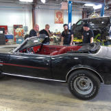 Dive deeper into Gas Monkey's build of Sonic's new classic car: a 1968