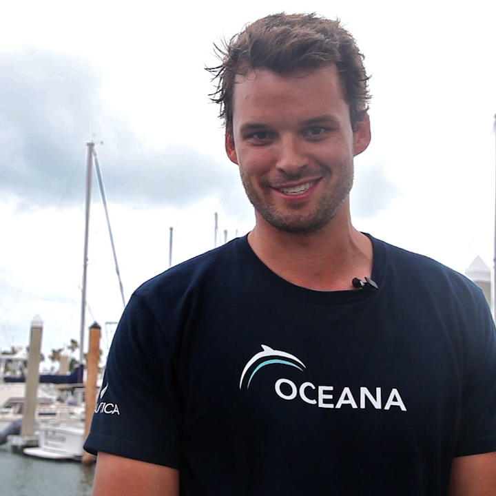 Austin Nichols is Scared For Sharks