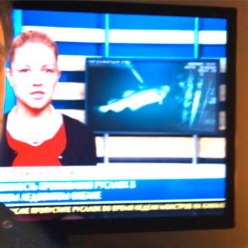 The Russian Newscast