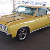 Barrett-Jackson Palm Beach Day 2: Lot #397   1967 CHEVROLET CHEVELLE C