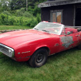 One of the Two First Firebirds Ever Made