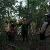 Hacking the Wild Swamp BTS