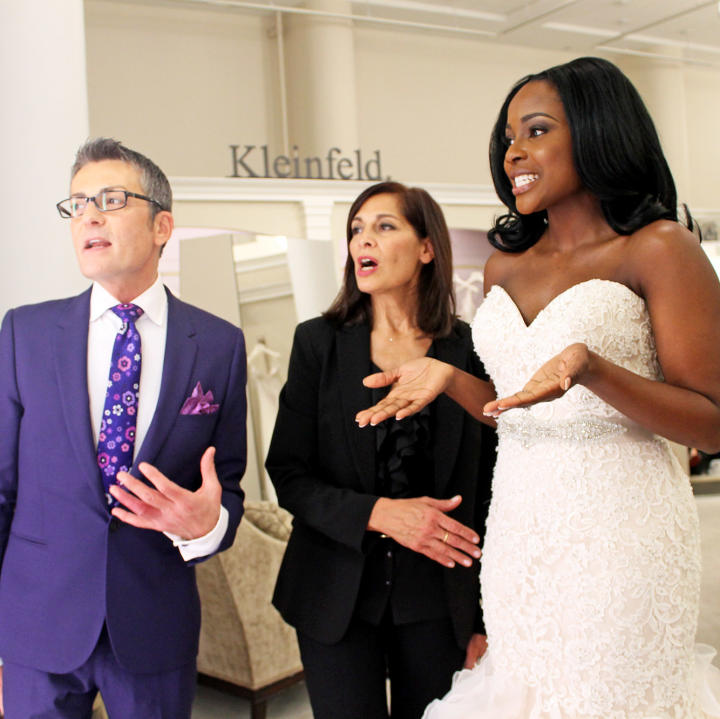 Syttd Season 14 Behind The Scenes Part 2 Wedding Dresses Style Say Yes To Dress