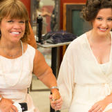 #StoryofZachandTori Wedding Day Amy Roloff & Tori