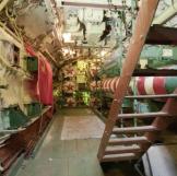 Inside the U-475 Soviet Black Widow Submarine