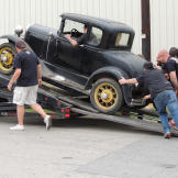 model a jaguar and an old caddy fast n 39 loud discovery. Black Bedroom Furniture Sets. Home Design Ideas
