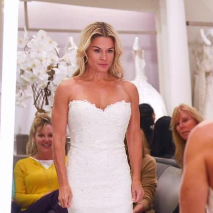 Watch Celeb Chef Cat Cora Say Yes To Her Dress