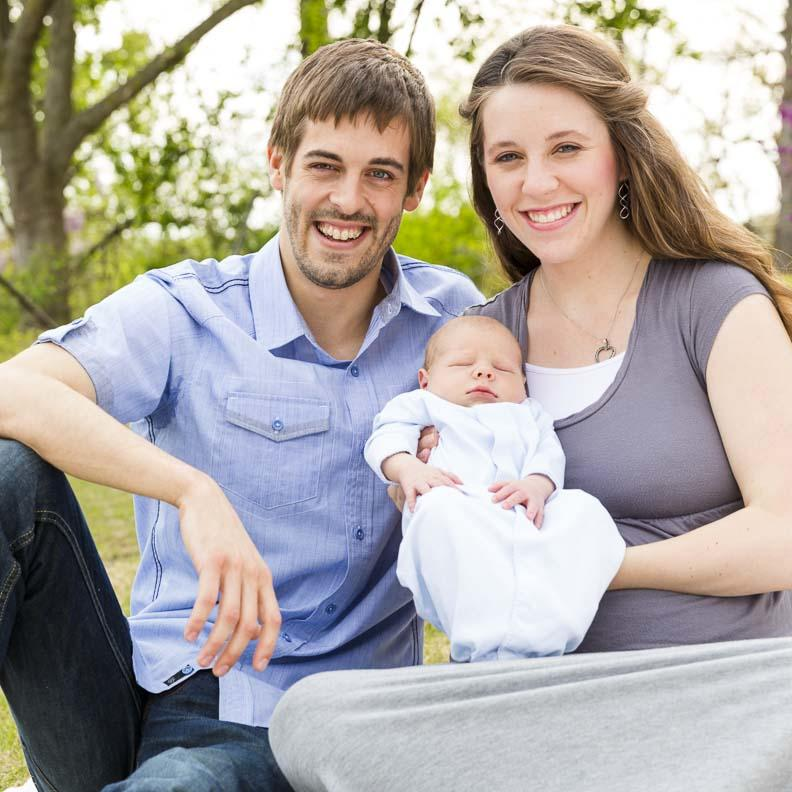 Jill and Derick's New Parent Questions: How Is the Family Adjusting to Baby Israel?