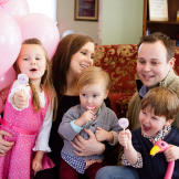 It's a Girl! Josh and Anna Duggar's Gender Reveal Photos