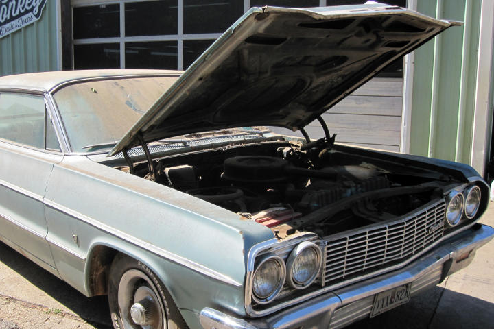 1964 Chevy Impala BEFORE