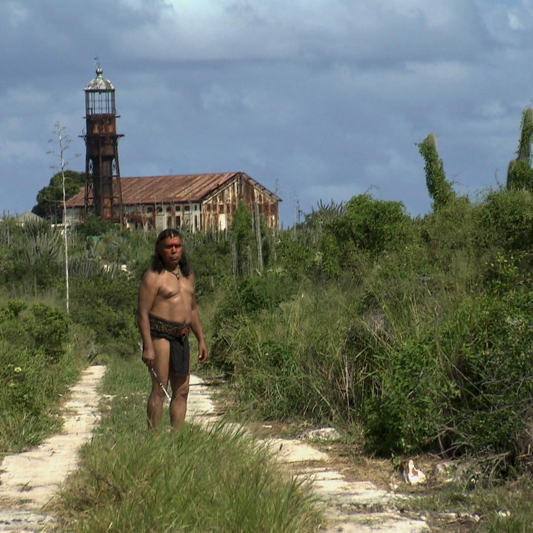 Encountering Humans on an Uninhabited Island Is Totally Creepy