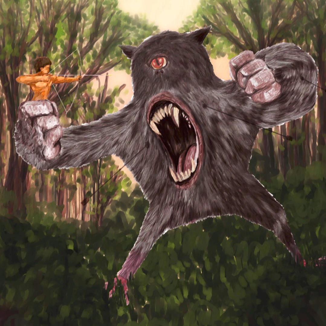 The Devil in the Amazon