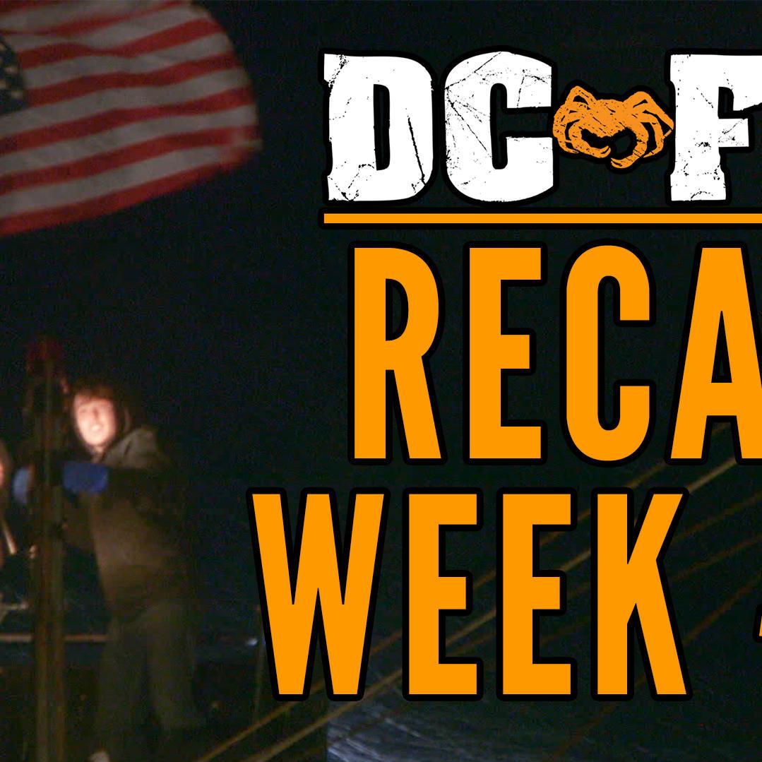 Catch Fantasy Game Week 7 Scoring Recap