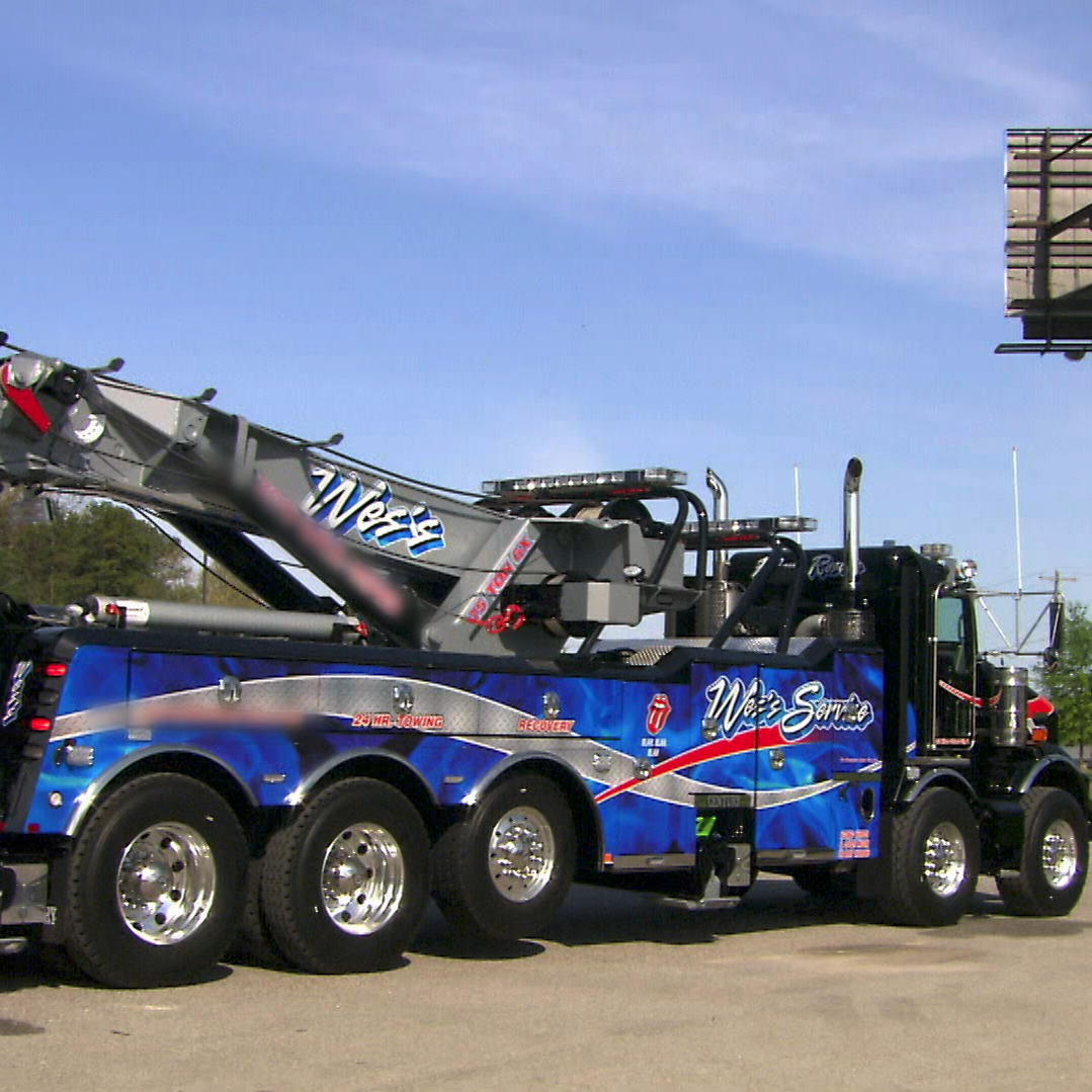 Large Tow Trucks