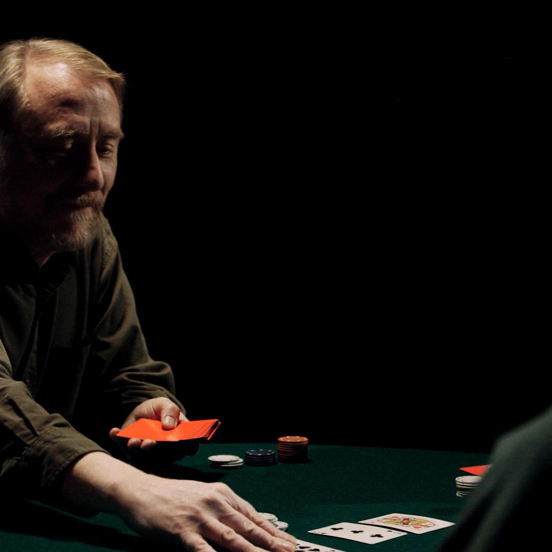 Evolution is Like Poker