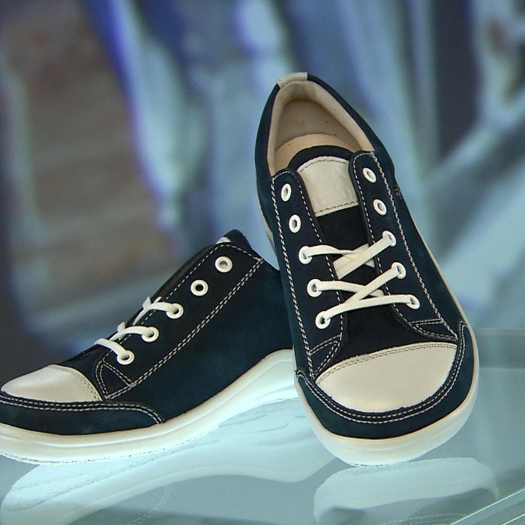 Custom Orthotic Shoes