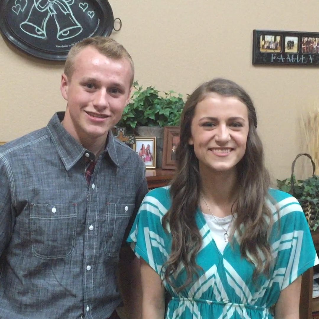Josiah Duggar and Marjorie Jackson Are Courting