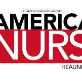 The American Nurse Title Card