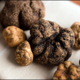Truffles are best eaten fresh. They're also delicious cooked in