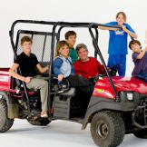The Roloff family, 2005.