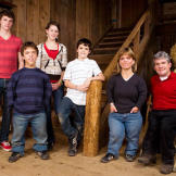 The Roloff family, 2008.