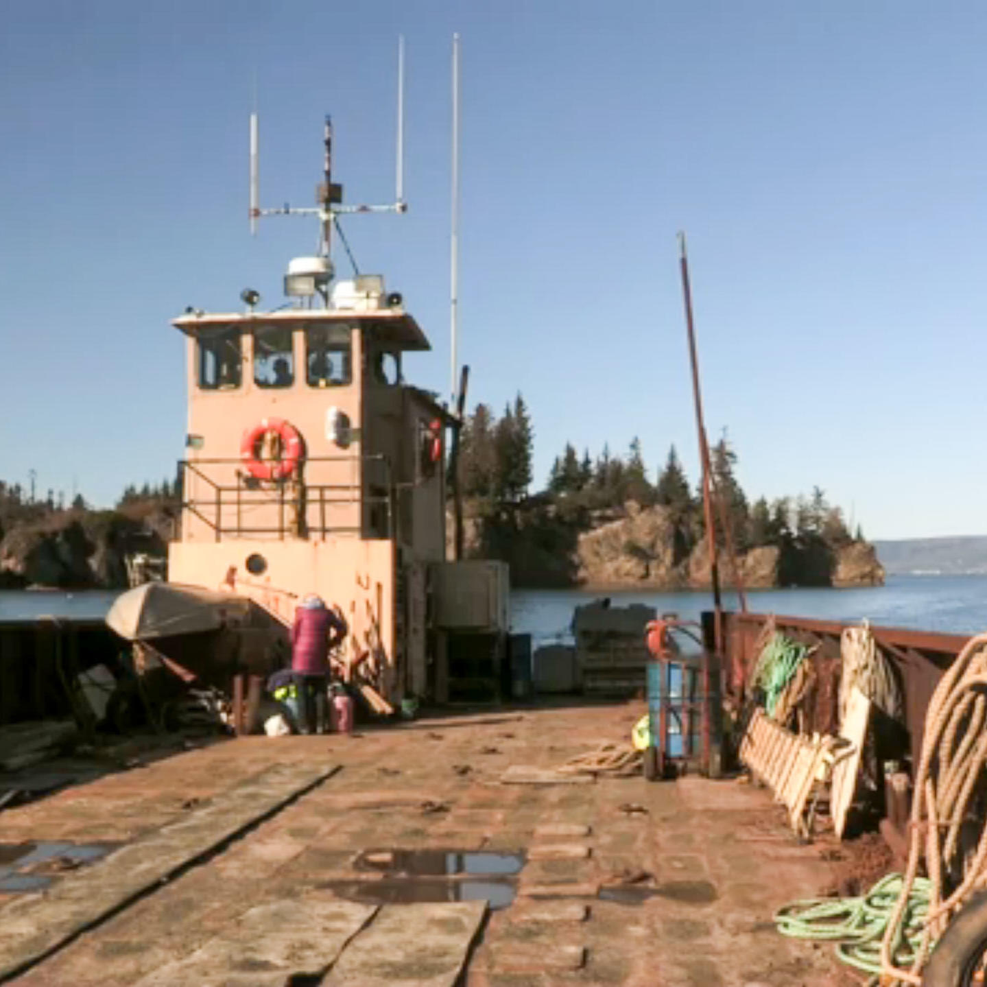 The Alaskan Barter System